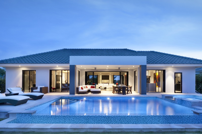 Hua Hin Thailand Real Estate Investment Project