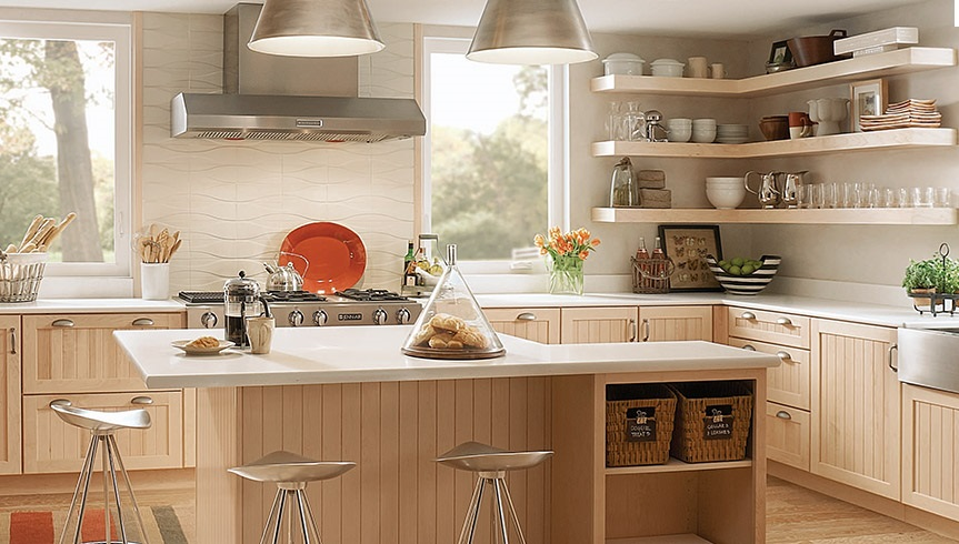 6 Tips To Make Your Tiny Kitchen Roomier