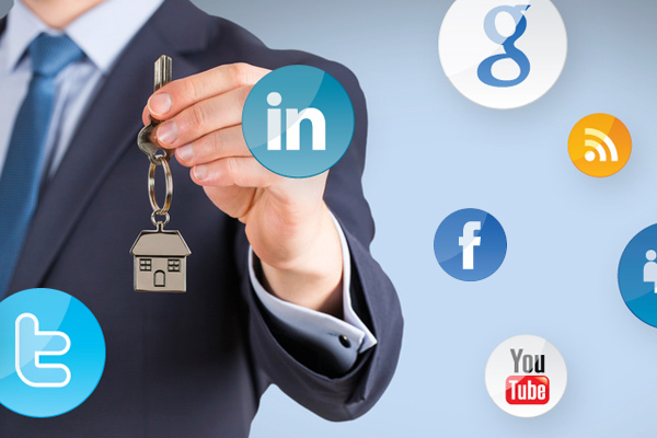 5 Mistakes of Real Estate Agents to Use Social Media