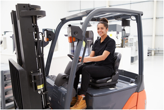 The Benefits of Forklift Hire