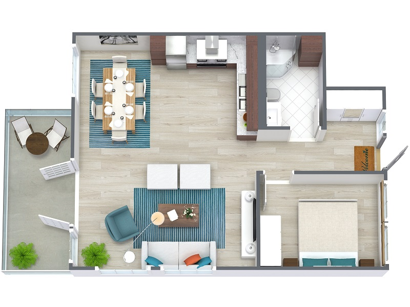 8 Reasons Why You Should Use 3D Floor Plans